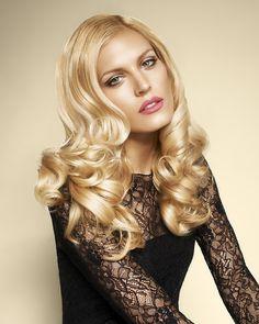 Curls For Long Hair, Long Curly Hair, Curly Hair Styles, Big Blonde Hair, Big Hair, Beautiful Long Hair, Gorgeous Hair, Salon Hair Color, Glamour Hair