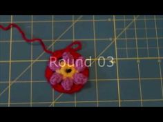 Video help for Pt 4 Frida's flowers called Rosa