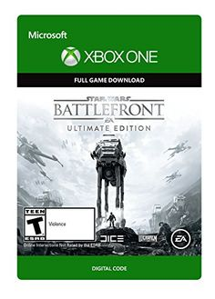Star Wars Battlefront Ultimate Edition - Xbox One [Digital Code] Electronic Arts http://www.amazon.com/dp/B016ASY8MG/ref=cm_sw_r_pi_dp_vOjhwb1ZPBEHJ