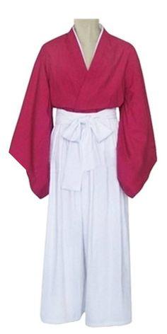 Onecos Rurouni Kenshin Himura Kenshin Uniform Cosplay Costume -- For more information, visit image link.