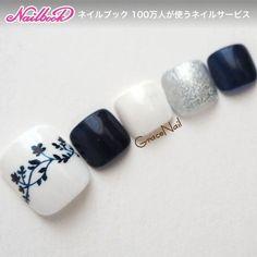 Toe nail art design ideas for Summer Pedicure Designs, Pedicure Nail Art, Toe Nail Art, Pretty Toe Nails, Cute Toe Nails, Best Nail Art Designs, Toe Nail Designs, Feet Nail Design, Cute Pedicures