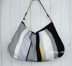 Clara Zipper Bag PDF Pattern - New Pattern Sale! % Off!