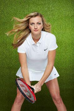 Petra Kvitova (via tennisfrontier.com)                                                                                                                                                                                 More