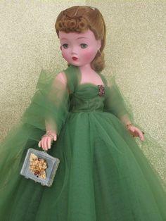 Doll Costume, Costumes, Vintage Madame Alexander Dolls, Barbie, American Girl, 1950s, Miniature, Disney Princess, Projects