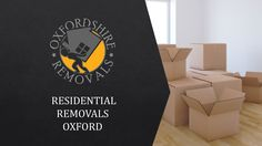 Residential Removals Oxford
