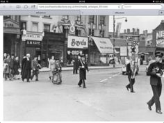 Bottom end of Rye lane.....;]