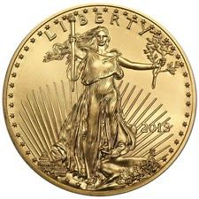 Daily Deal - 2018 $50 American Gold Eagle 1 oz Brilliant Uncirculated Auction price: $1389.74 Buy it now: $1389.74