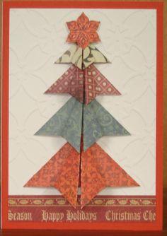 Card I made for Christmas 2014