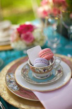 Bridal Tea - Kim Le Photography