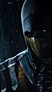 Best Hd Wallpaper For Android And Ios 2020 Mortal Kombat X Wallpapers Scorpion Mortal Kombat Mortal Kombat X