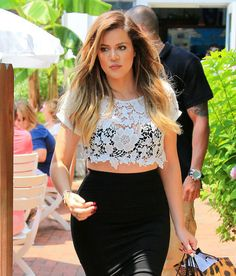 Khloe Kardashian| she is probably the most real Kardashian of them all!| I love her|