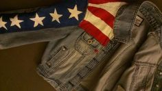 How To Make The Best America Chavez American Flag Jacket Ever - xoJane