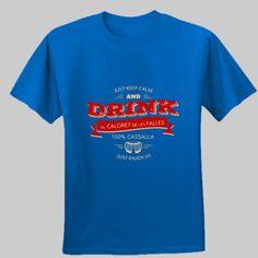 Drink el caloret Mens Tops, T Shirt, Fashion, T Shirts, Clothing, Supreme T Shirt, Moda, Tee, La Mode