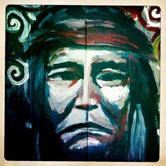 Bisbee painting.