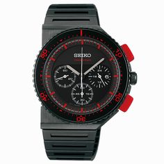 Seiko x Giugiaro 30th Anniversary Spirit Smart Watch Is Redo Of Aliens Classic