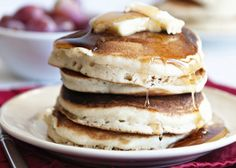Make and share this Pancakes recipe from Genius Kitchen.