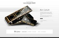Julien Bailly /// Dior Phone