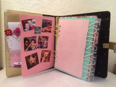 Laminated Custom Cut Divider for Your Planner Filofax Kate Spade Kikki-k Disc-bound. Your choice of wording-colors-size! Work Planner, Kikki K, Filofax, Divider, Notes, Kate Spade, Colors, Organize Your Life, Report Cards