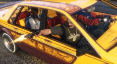 GTA V Lowriders 4