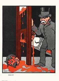 L'assiette au beurre (2) French satirical review circa 1900