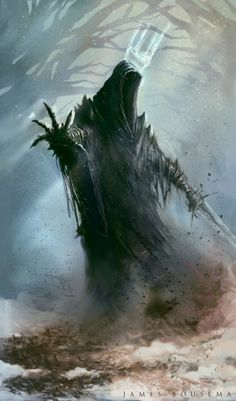 imthenic Nazgul by JamesBousema