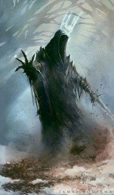 imthenic Nazgul by JamesBousema