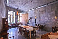 Miss'Opo Guest House Porto, Portugal Interior Exterior, Interior Architecture, Interior Design, Interior Concept, Portugal, Restaurants, Cafe Concept, Berlin, Cafe Bistro