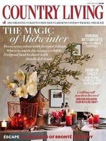 Country Living Magazine Subscription Uk Offer In 2020 Country Living Country Living Magazine Country Living Uk