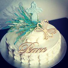 Vintage themed Celebration of Life Cake