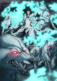 BLEACH, Fanart, Espada Coyote Starrk in Resurrection mode Bleach Fanart, Bleach Manga, Shinigami, Manga Anime, Anime Art, Bleach Characters, Anime Characters, Coyote Starrk, Bleach Stark