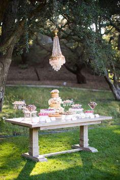 Outdoor Wedding Bliss In Malibu - MODwedding