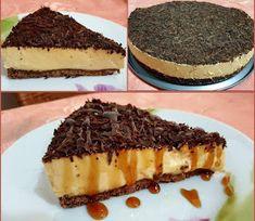 ΜΑΓΕΙΡΙΚΗ ΚΑΙ ΣΥΝΤΑΓΕΣ 2: Cheesecake Μπανόφι !!! Sweetest Day, Greek Recipes, Tiramisu, Smoothies, Cheesecake, Food And Drink, Meals, Ethnic Recipes, Desserts