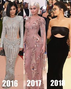 What do you think ? Kylie Jenner Outfits, Photoshoot Kylie Jenner, Kylie Jenner Met Gala, Looks Kylie Jenner, Kylie Jenner Style, Kendall And Kylie Jenner, Looks Kim Kardashian, Estilo Kardashian, Kardashian Family