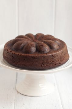 Best Ever Chocolate Pound Cake. Recipe by Marlene Matar