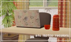 pretty much what it says on the tin :) 6 recolors of ATS' laptop. The patterns are from colourlovers and a swatch is included in the folder for easy picking. The mesh included is for Freetime and up,...