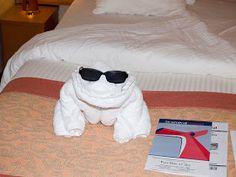 facts around us animal towel sculptures towel folding origami