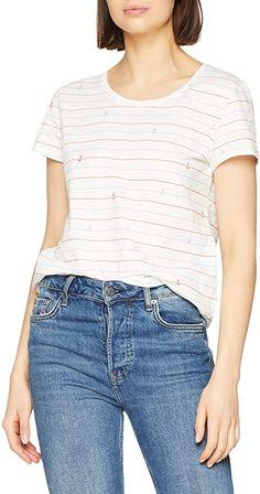 Schöne Qualität  Bekleidung, Damen, Tops, T-Shirts & Blusen, T-Shirts Toms, Shirt Bluse, Tom Tailor Denim, V Neck, Fashion, Summer, Clothing, Nice Asses, Moda