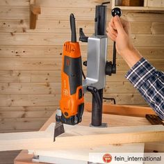 Now THIS would be handy! A Multimaster Jig for perfect cuts What will @fein_international think of next? #fein #feintools #multimaster #starlock #multitool #oscillating #powertool #powertools #jig #saw #cut #cutting #sawing #wood #woodworking #woodworker #pro #professional #diy #diyer #doityourself #newtool #newtools #tool #tools #toolporn @realtoolreviews @fein_international @fein_us