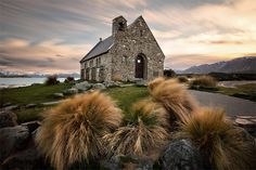 Church Of The Good Shepherd by CainPascoe.deviantart.com on @deviantART