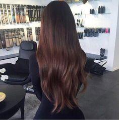 Pinterest @esib123  #hair  long brown hair
