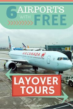 Stuck on a long layover? These 7 airports around the world offer GREAT freebies, including city tours, activities, and parks. Travel Advice, Travel Tips, Travel Destinations, Travel Hacks, Travel Ideas, Travel Stuff, Free Travel, How To Fly Cheap, Parks