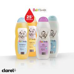 Cuide do seu bebé com toda a ternura. :) Aproveite os nossos preços pequeninos: https://www.clarel.pt/flipbooks/21janeiro3fevereiro2016/index.html