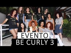 VLOG BE CURLY 3 - EVENTO DOS CACHOS | KEILA FERNANDA GROTTO
