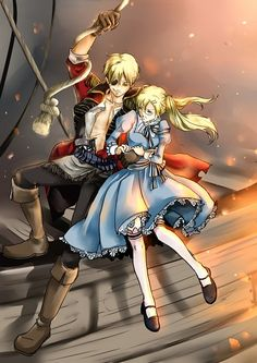 /United Kingdom/#976732 - Zerochan  Fem!England captured by Pirate!England. Well, something interesting is going to happen! XD