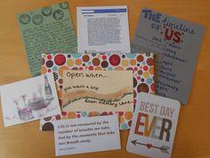 'open when you want a trip down memory lane' open when letters for boyfriend
