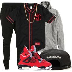 Swag outfits, jordans outfit for men и dope outfits for guys. Outfits For Big Men, Jordans Outfit For Men, Swag Outfits Men, Tomboy Outfits, Cool Outfits, Summer Outfits, Men Jordan Outfits, Teen Boy Fashion, Tomboy Fashion