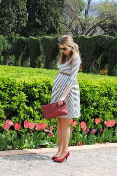 Cómo elegir vestido de embarazada para este verano 2018 - El Cómo de las Cosas