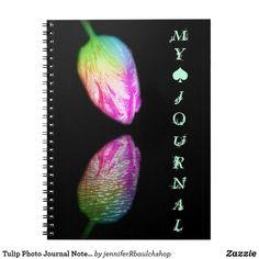 Tulip Photo Journal Notebook