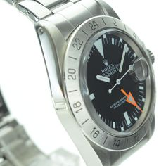 ロレックス ROLEX エクスプローラー2 1655 メンズ腕時計 中古A品 ロレックス・カルティエ・オメガなど新品中古ブランド品の販売と買取のロデオドライブ