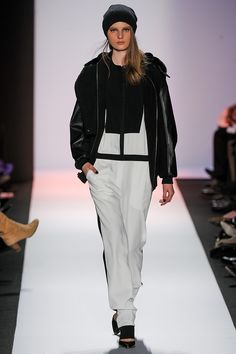 Fashion Week 2013!  BCBG Max Azria Fall 2013 - Ready to Wear.